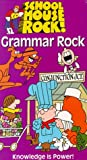 Schoolhouse Rock!: Grammar Rock (Animated) [VHS]