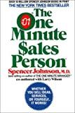 The One Minute Sales Person (0380716038) by Johnson, Spencer
