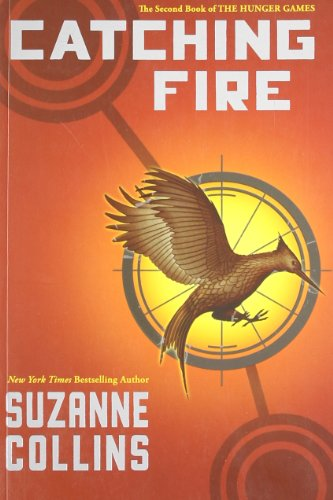 Catching Fire: The Hunger Games (Second Book)