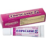 TOPICAINE 5% 10 g Topical Anesthetic Gel with Lidocaine 5%