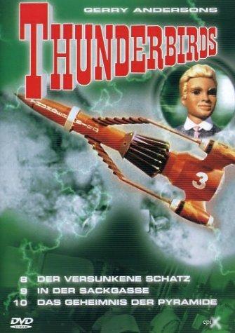Thunderbirds 03, Folge 08-10