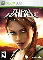 Tomb Raider Legend (Xbox 360)