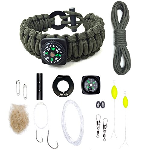 the-ultimate-paracord-survival-kit-bracelet-by-last-man-survival-gear-army-green-with-compass