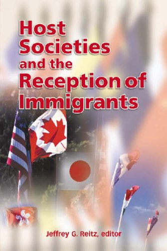 Host Societies and the Reception of Immigrants (Ccis Anthologies)