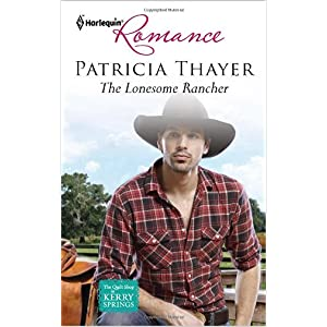 The Lonesome Rancher by Patricia Thayer