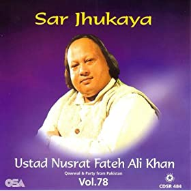 Amazon.com: Sar Jhukaya To Pathar Sanam: Ustad Nusrat