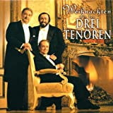 The Three Tenors Christmas (international version) Domingo/Carreras/Pavarotti