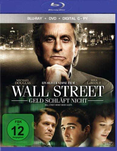 Wall Street - Geld schläft nicht (inkl. DVD + Digital Copy) [Blu-ray]
