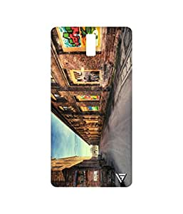 Vogueshell Street Printed Symmetry PRO Series Hard Back Case for Oneplus One