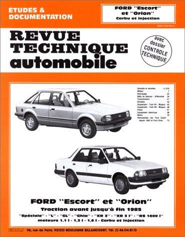revue-technique-de-lautomobile-ford-escort-et-orion-traction-avant-jusqua-fin-1985-speciale-l-gl-ghi