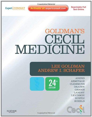 Goldman's Cecil Medicine: Expert Consult Premium Edition...