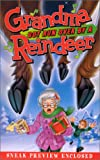 Grandma Got Run Over By a Reindeer [VHS]