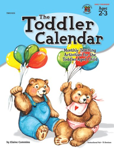 The Toddler Calendar