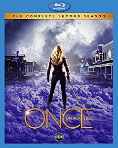 Once Upon A Time: The Complete Second Season [Blu-ray]