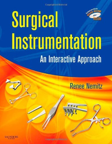 Surgical Instrumentation: An Interactive Approach, 1e