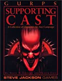 Gurps Supporting Cast: A Collection of Characters for Any Campaign (1556342675) by Findley, Nigel D.