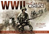 Wwii The Greatest Conflict - 21 Part Documentary Series from Mill Creek Entertainment