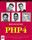 Beginning Php 4 (1861003730) by Lea, Chris