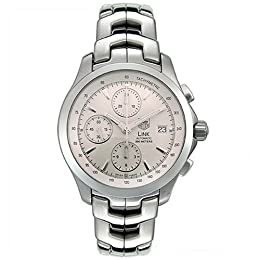 TAG Heuer Men s CJF2111 BA0576 Automatic Link Watch
