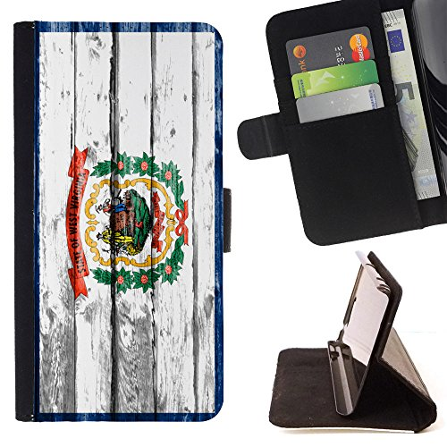 fjcases-west-virginia-the-mountain-state-wood-pattern-flag-slim-wallet-card-holder-flip-leather-case