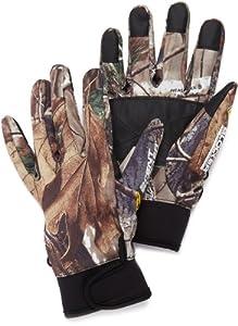 Scent Blocker Men's Xlt Glove, Real Tree AP, Medium/Large