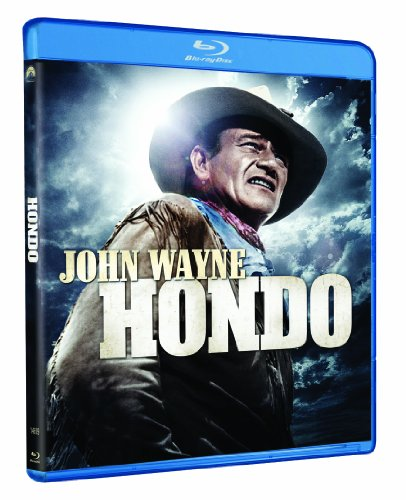 Cover art for  Hondo [Blu-ray]