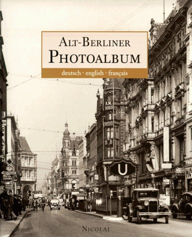 Image for Alt- Berliner Photoalbum