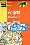 Plan de ville : Angers (avec un index)