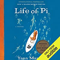 Life of Pi audio book