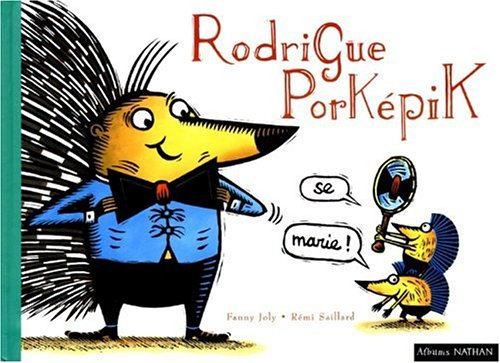 Rodrigue Porképik se marie