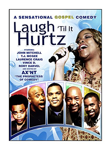 Laugh Til It Hurtz on Amazon Prime Video UK
