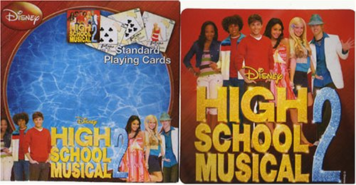 Buy High School Musical – Deck of Playing Cards