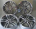 "Set 18"" Ford Mustang Chrome OE Wheels..."