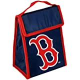 Forever Collectibles MLB Big Logo Velcro Lunch Bag