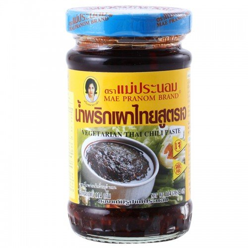 Vegetarian Thai Chili Paste, spicy sauce 114 g./ 4 oz. (4 Cup Crock Pot compare prices)