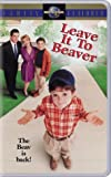Leave It to Beaver [VHS]