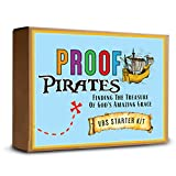 img - for PROOF Pirates: Finding the Treasure of God's Amazing Grace VBS Starter Kit book / textbook / text book