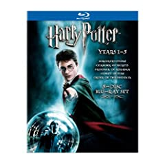 Harry Potter Blu-ray
