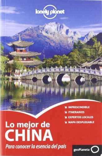 Lo Mejor de China (Color Country Guide) (Spanish Edition)