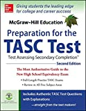 img - for McGraw-Hill Education Preparation for the TASC Test 2nd Edition: The Official Guide to the Test book / textbook / text book