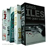 Greg Iles Greg Iles Thriller books: 4 books: Dark Matter / Turning Angel / Mortal Fear / 24 Hours rrp £35.94