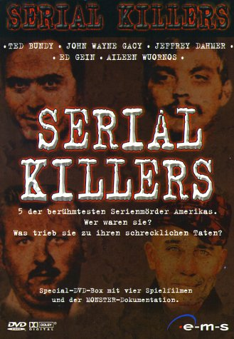 Serial Killer - Box (5 DVDs)