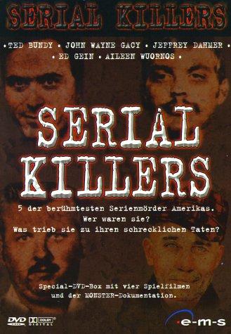 Serial Killer - Box (5 DVDs)