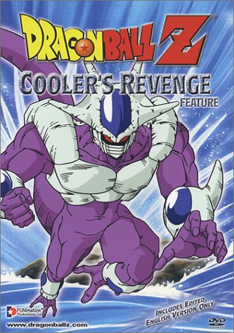 Dragon Ball Z: Cooler's Revenge [DVD] [2001] [Region 1] [US Import] [NTSC]