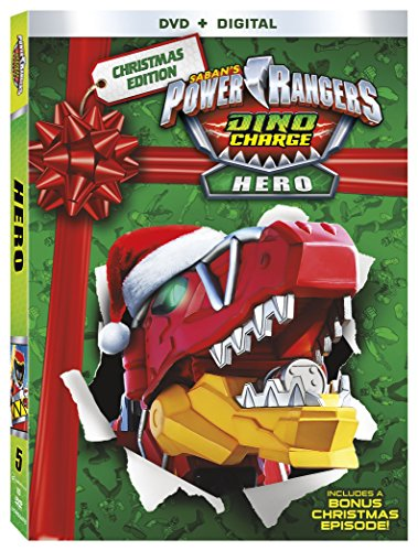 Power Rangers Dino Charge: Hero