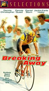 Breaking Away [VHS]