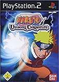echange, troc Naruto - Uzumaki Chronicles [import allemand]