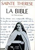 echange, troc de Lisieux, sainte Thérèse - La Bible