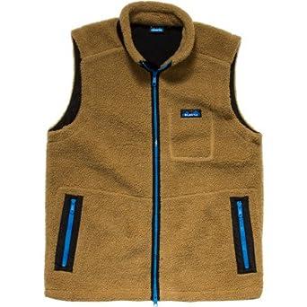 Buy Kavu TGI Fuzzy Vest - Mens by KAVU