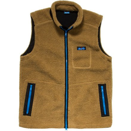 Kavu TGI Fuzzy Vest - Men's